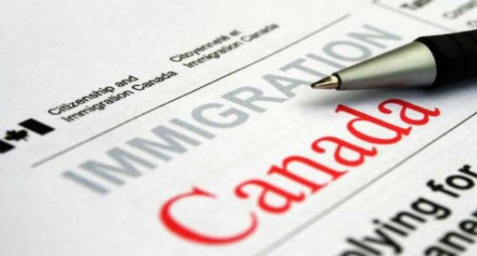 Nouveauté  dans l'immigration au Canada