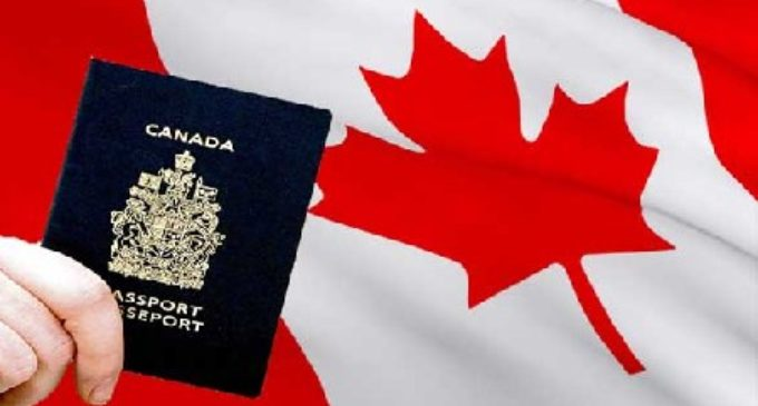 Le Canada accueillera près d'un million d'immigrants