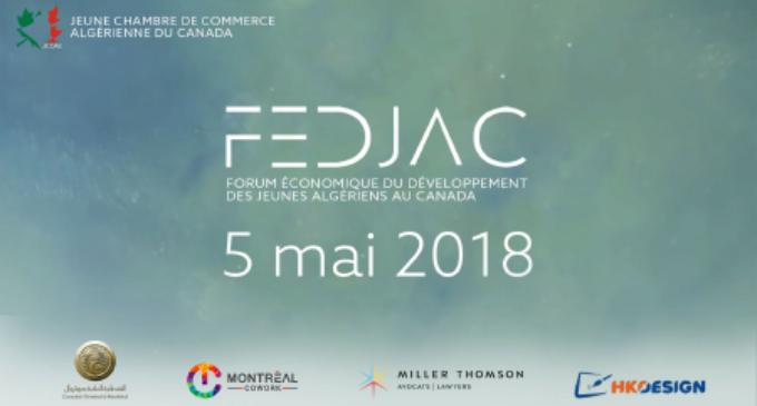 La Jeune Chambre de commerce algérienne du Canada organise son 1er événement .