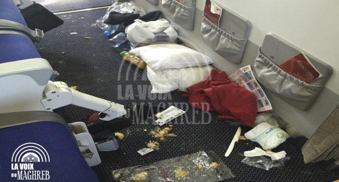 Le vol Alger-Montréal d' Air Algérie est-il devenu un dépotoir ?