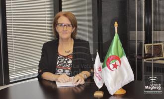 Entrevue avec Mme Amel Rahal Représentant Général d'Air Algérie au Canada .