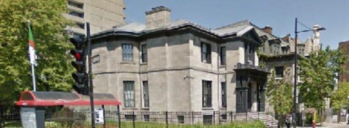 Fin de mission pour le Consul général d'Algérie à Montréal