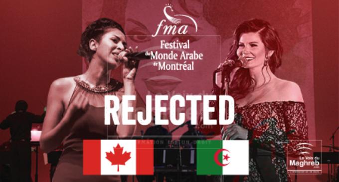Des artistes algériens se font refuser le visa canadien.
