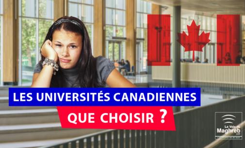 Étudier dans les Universités Canadiennes: que choisir?