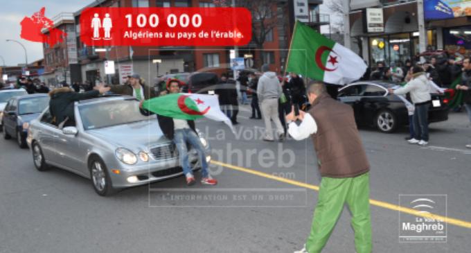 L'ambassadeur du Canada à Alger l'affirme, il y a 100 000 Algériens qui vivent au Canada.