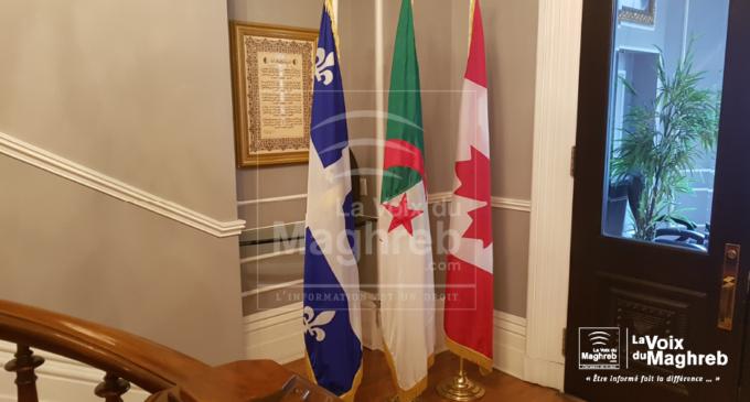 M.Messaoud Mehila nouveau consul général d'Algérie à Montréal.