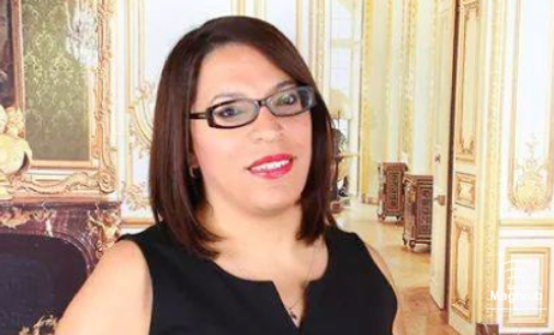 Hafsa Djenadi, une romancière algérienne à la plume prometteuse.
